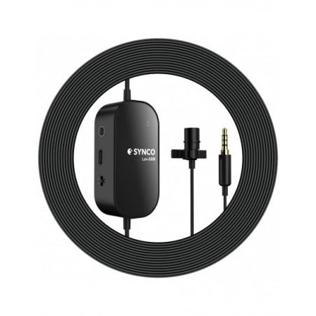 Synco S6M mikrofon krawatowy z odsłuchem (Lav-S6M)