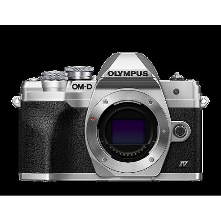 Olympus OM-D E-M10 Mark IV body srebrny