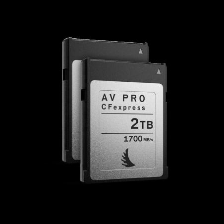 Karta Pamięci Angelbird AV PRO CFexpress 2 TB | 2 PACK (AVP2TBCFXX2)
