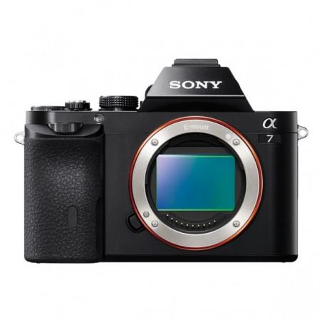 Aparat SONY ILCE A7 Body + LEXAR 64GB 633X PROF. SDXC UHS-1 U1 za 1zł + Cashback 250 zł