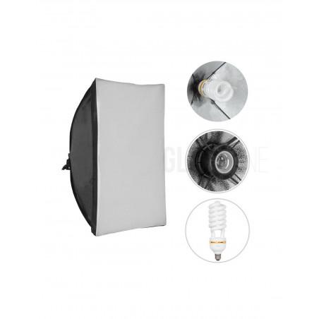GlareOne Zestaw Oświetlenia Ciągłego SUNNY SQ5X7-425