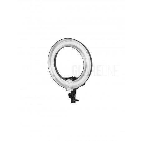 GlareOne Lampa pierścieniowa 45W z regulacją