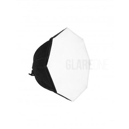 GlareOne Softbox światła ciągłego okta 60cm na 1 świetlówkę
