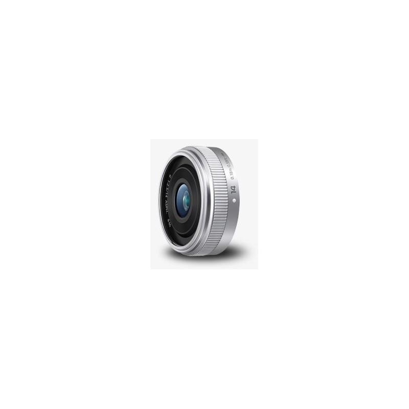Obiektyw Panasonic 14mm F2.5 (H-H014AE-S)