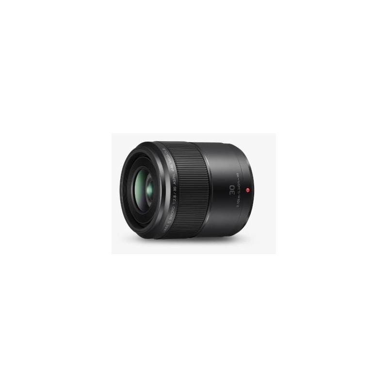 Obiektyw Panasonic 30 F/2,8 macro (H-HS030E)