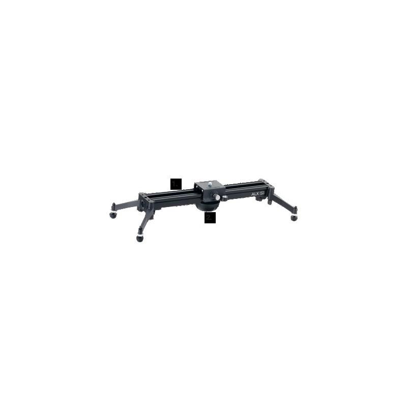 Libec Allex S4 - slider o długości 400mm