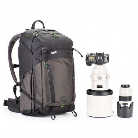 ThinkTank plecak BackLight 36L Charcoal Szary