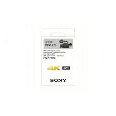 CBKZ-X70FX licencja 4K do kamery Sony PXW-X70