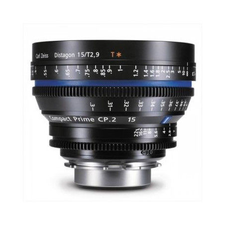 Zeiss Compact Prime CP.2 2.9/15 T (moc. EF)