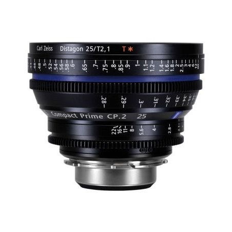 Zeiss Compact Prime CP.2 2.1/25 T (moc. EF)
