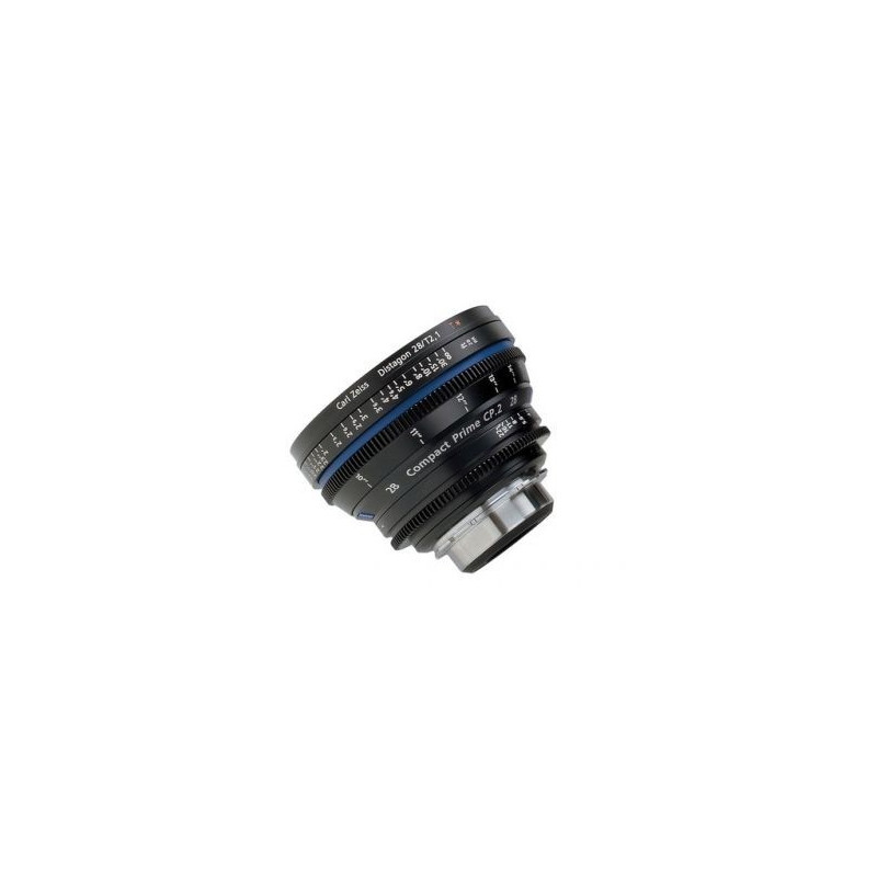 Zeiss Compact Prime CP.2 2.1/28 T (moc. EF)
