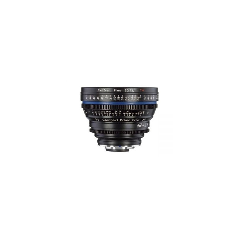 Zeiss Compact Prime CP.2  2.1/50 T (moc. EF)