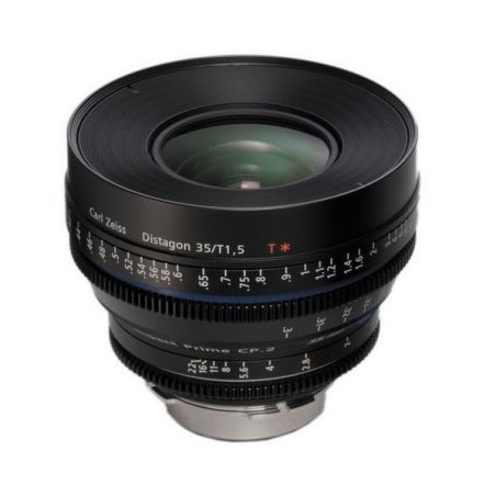 Zeiss Compact Prime CP.2 1.5/35 T (moc. EF)