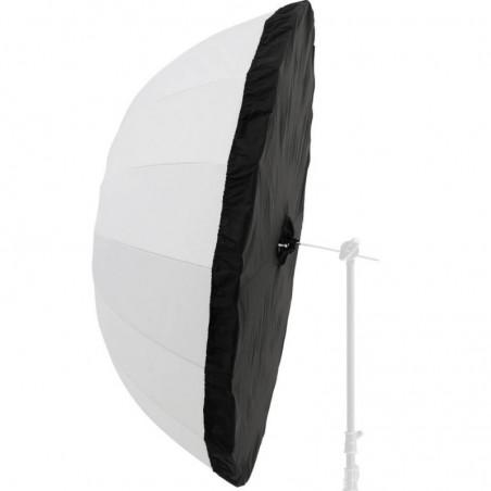 Godox DPU-130BS nakładka odbijająca srebrno czarna na parasolkę