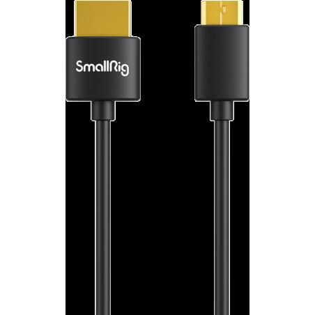 SmallRig 2956 kabel HDMI Ultra Slim 4K 35cm C do A (CL-3041)