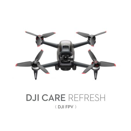 DJI Care Refresh FPV (dwuletni plan) - kod elektroniczny