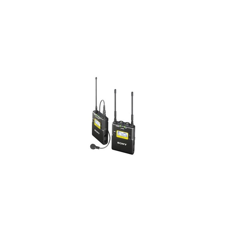 Bezprzewodowy system mikrofonowy UWP-D11/K42