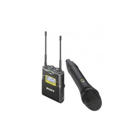 Bezprzewodowy system mikrofonowy UWP-D12/K42