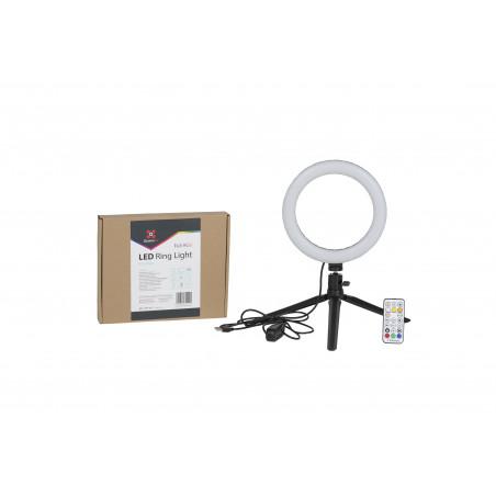 Quadralite LED Ring Light 8 cali