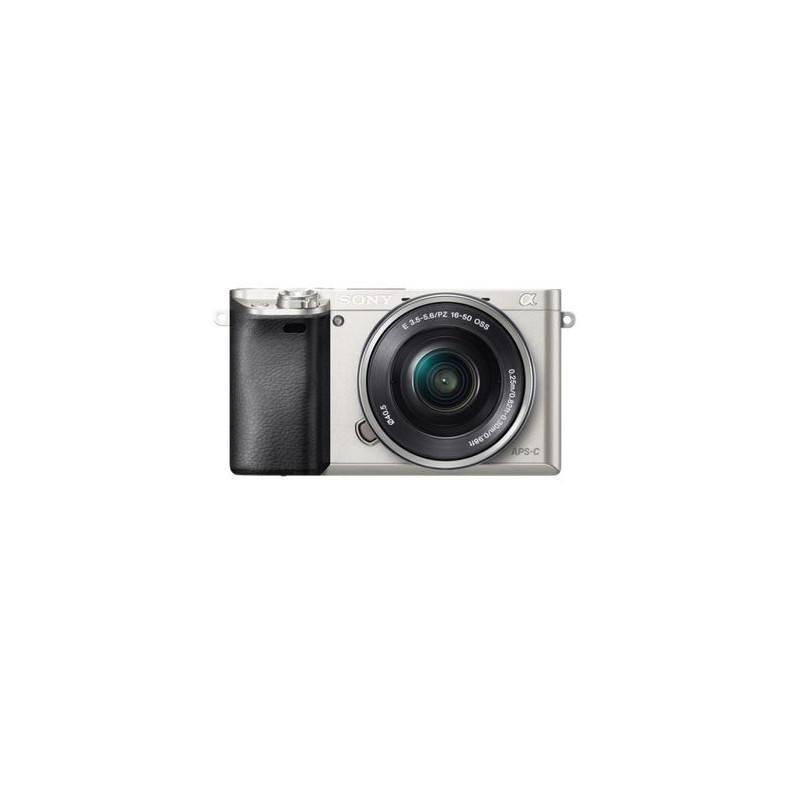 Aparat Sony ILCE 6000 LS (16-50mm F/3,5-5,6)