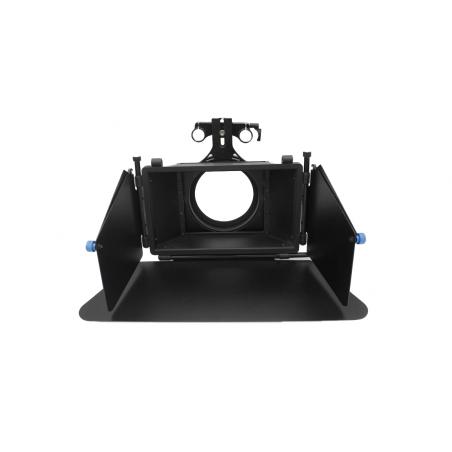 DSLR Matte Box M1 osłona przeciwsłoneczna do obiektywu