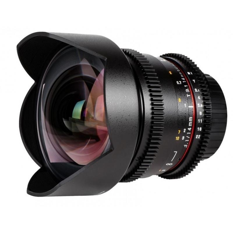 Obiektyw Samyang 14 mm T3,1 do Sony