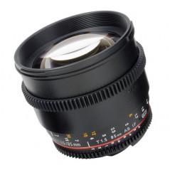 Obiektyw Samyang 85mmT1,5 VDSLR do Sony E