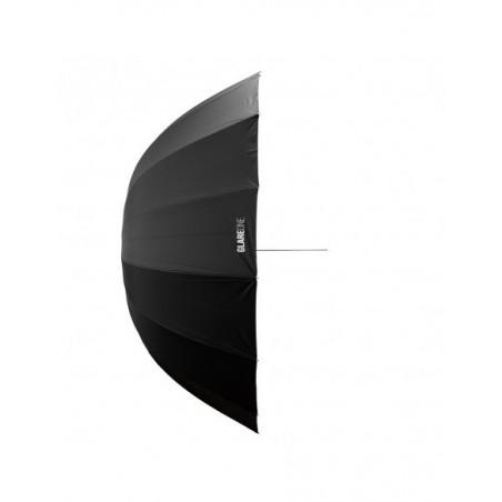 GlareOne Orb 135 Silver - srebrny parasol paraboliczny z dyfuzorem