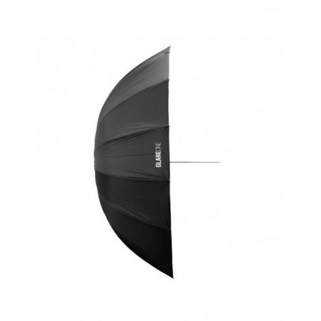 GlareOne Orb 160 Silver - srebrny parasol paraboliczny z dyfuzorem