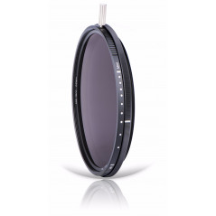 NiSi filter ND-Vario 5-9 Stops Pro Nano 58mm