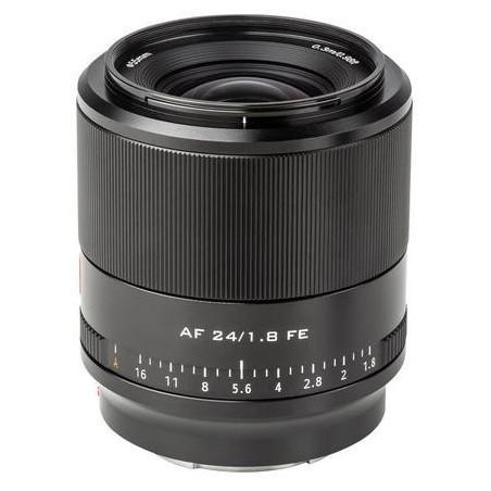 Viltrox AF 24mm f/1.8 Sony FE | karta Angelbird AV PRO SD MK2 64GB V60 za 1zł po rejestracji