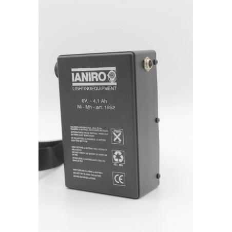 Bateria IANIRO 1952 6V 4,1Ah