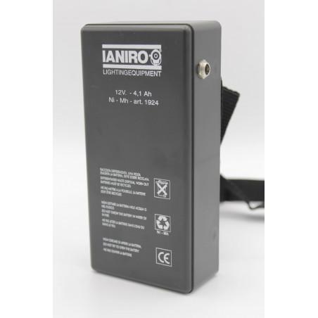 Bateria IANIRO 1924 12V 4,1Ah Ni-Mh