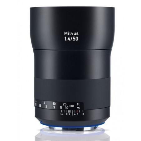 Obiektyw Zeiss Milvus 1,4/50mm + rabat 1300zł