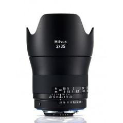 Obiektyw Zeiss Milvus 2,0/35mm + rabat 850zł