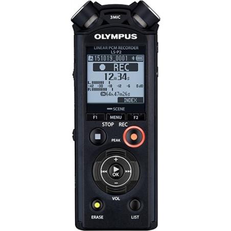Rejestrator dźwięku Olympus LS-P2