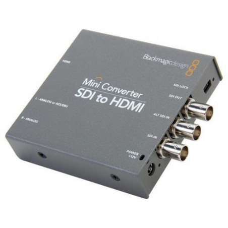 BLACKMAGIC DESIGN MINI CONVERTER SDI TO HDMI 6G