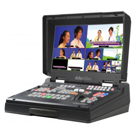 DataVideo HS-1300 HD 4 x SDI + 2 x HDMI Streaming - Mobilne Studio Wideo