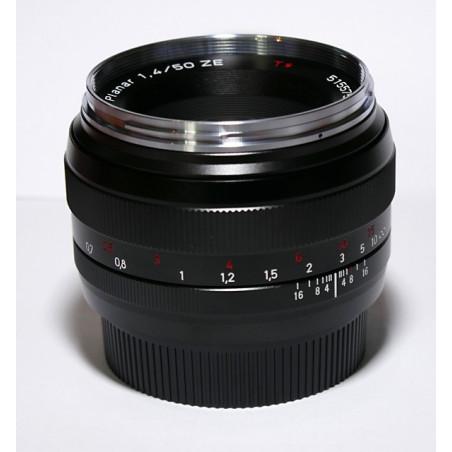 Carl Zeiss Planar 1,4/50 mm ZE moc Canon + rabat 650zł