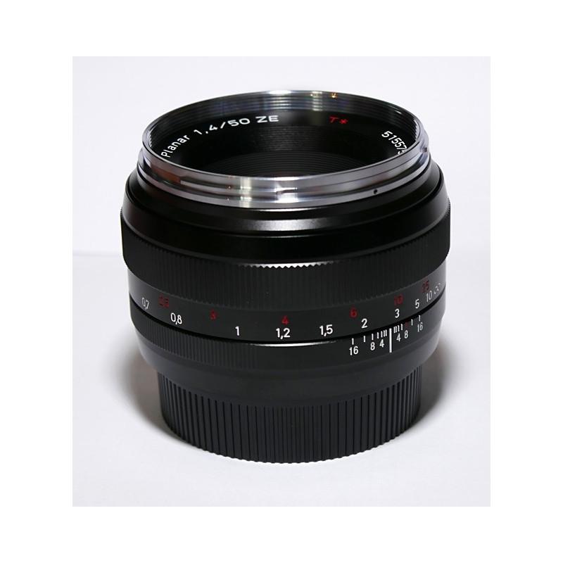 Carl Zeiss Planar 1,4/50 mm ZF2. moc.Nikon