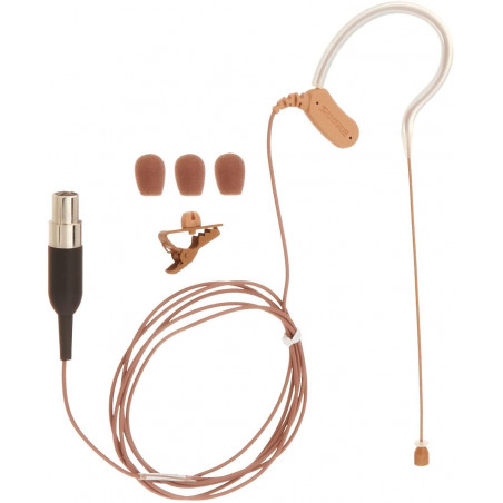 Shure MX153C/O-TQG - mikrofon nagłowny