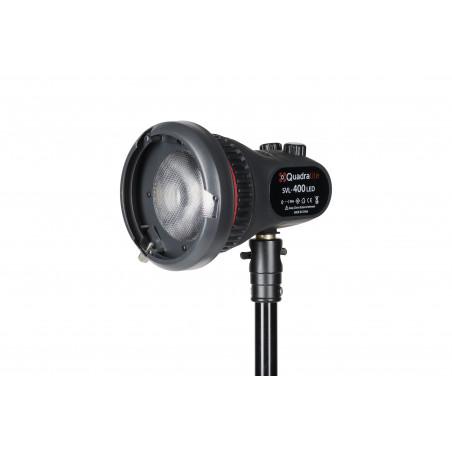 Quadralite SVL-400 PLUS lampa LED