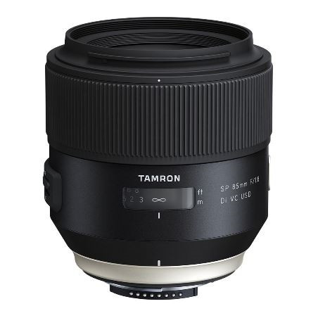 Tamron sp 85 mm f/1.8 Di VC USD do Nikon
