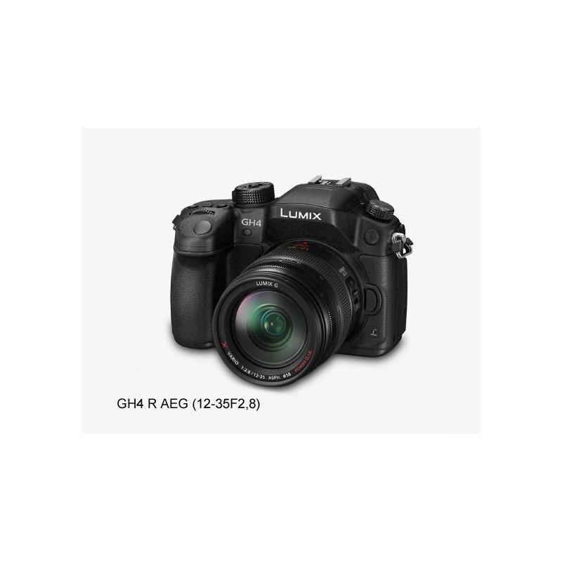 Aparat Panasonic DMC-GH4RAEG 12-35