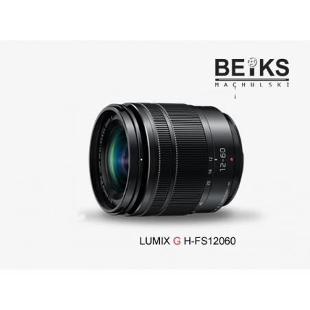 Obiektyw Panasonic 12-60mm (H-FS1260)
