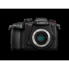 Panasonic LUMIX DC-GH5M2M + ob 12-60mm f/3.5-5.6 (DC-GH5M2ME + FS12060)   otrzymaj ob. 25mm f/1.7 i akumulator DMW-BLK22 gratis!