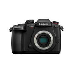 Panasonic LUMIX DC-GH5M2L + ob 12-60mm f/2.8-40 (DC-GH5M2LE + ES12060)   otrzymaj ob. 25mm f/1.7 i akumulator DMW-BLK22 gratis!
