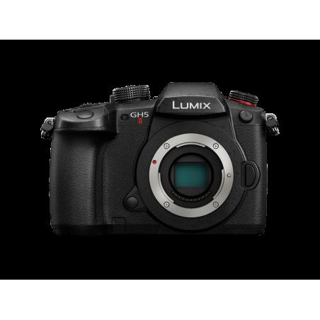 Panasonic LUMIX DC-GH5M2L + ob 12-60mm f/2.8-4.0 (DC-GH5M2LE + ES12060)   otrzymaj ob. 25mm f/1.7 i akumulator DMW-BLK22 gratis!