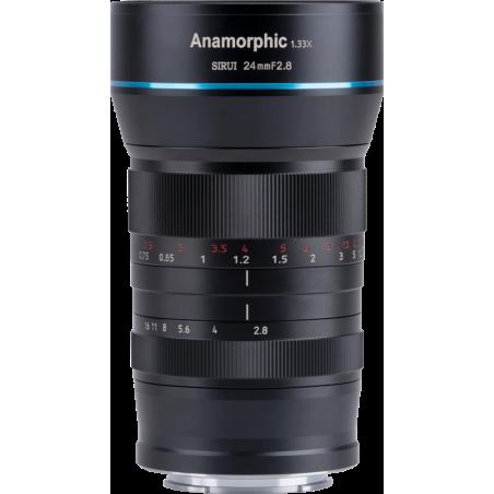Sirui Anamorphic Lens 1,33x 24mm f/2.8 Sony E