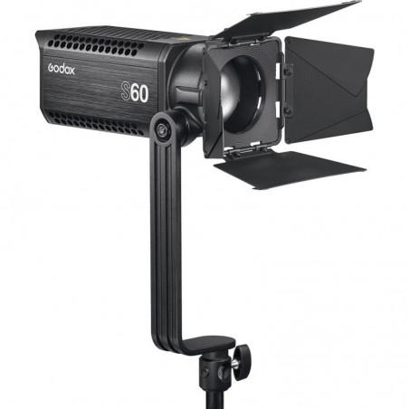 Godox S60 Lampa LED z soczewką ogniskującą i wrotami